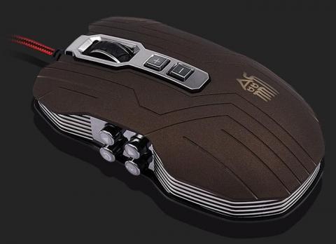 9D Sword Master X9 2400DPI Optical Pc mouse