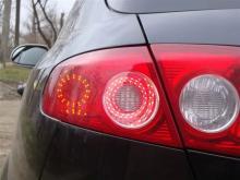 Лампы в Chevrolet Lacetti